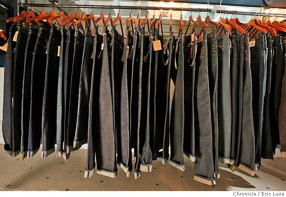 How To Store Your Raw Denim