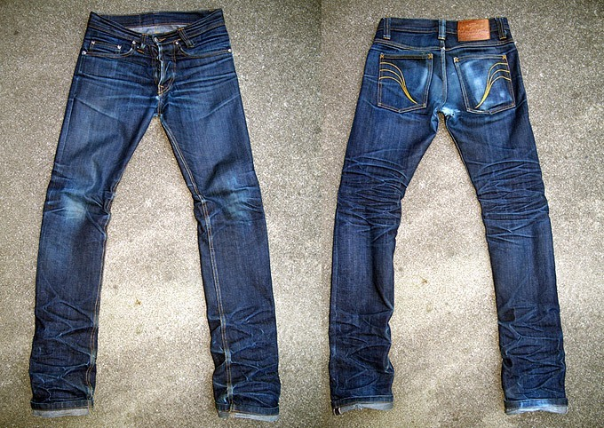 Imperial Dukes Raw Denim