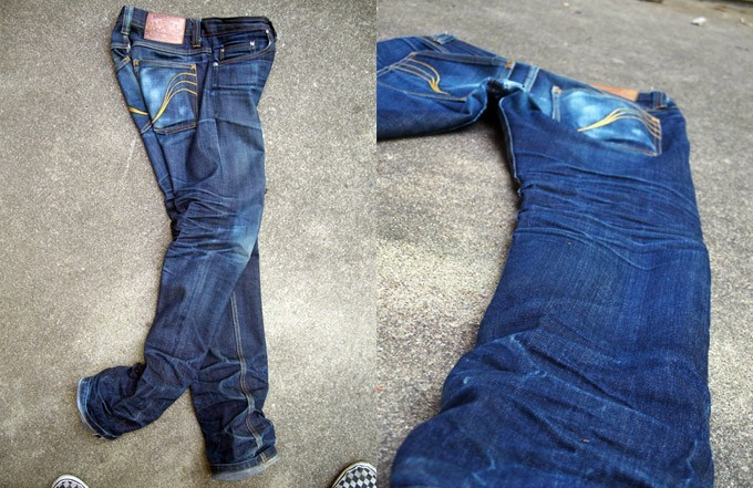 Imperial Denim Duke - AFTER