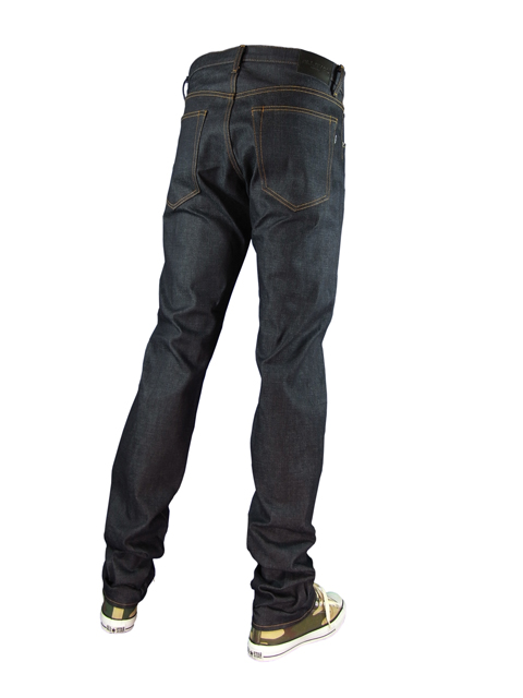 Allevol Raw Denim 002 Slim