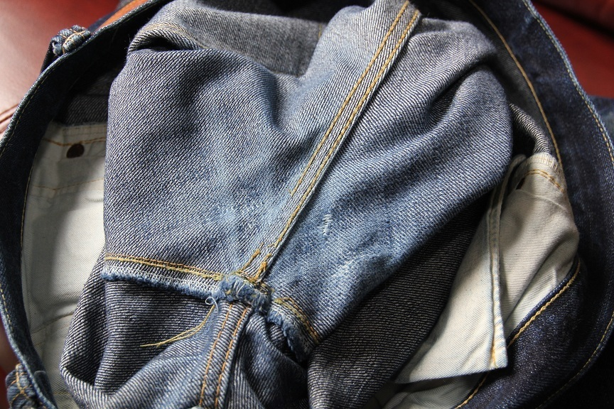 How To Make Your Raw Denim Last Longer - Blowouts