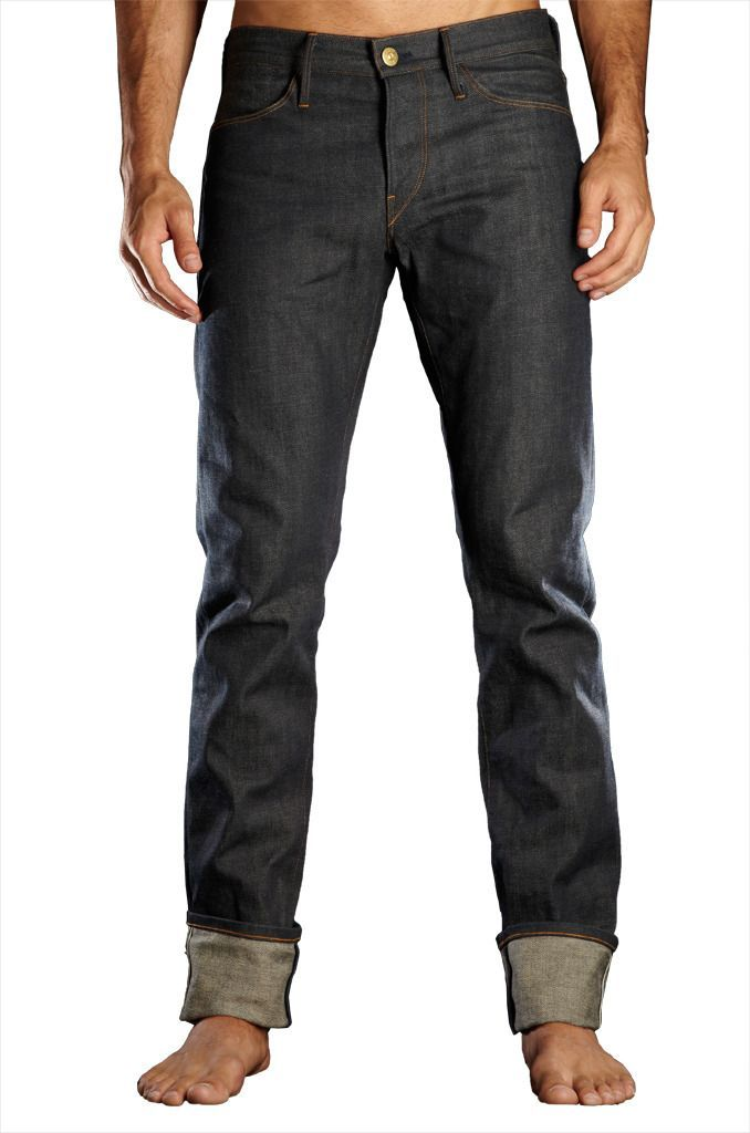 3x1 Raw Denim - M4.2.60 Front