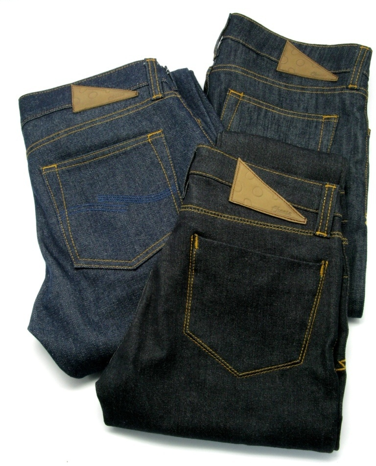 Cheese Denim - Malaysian Raw Jeans
