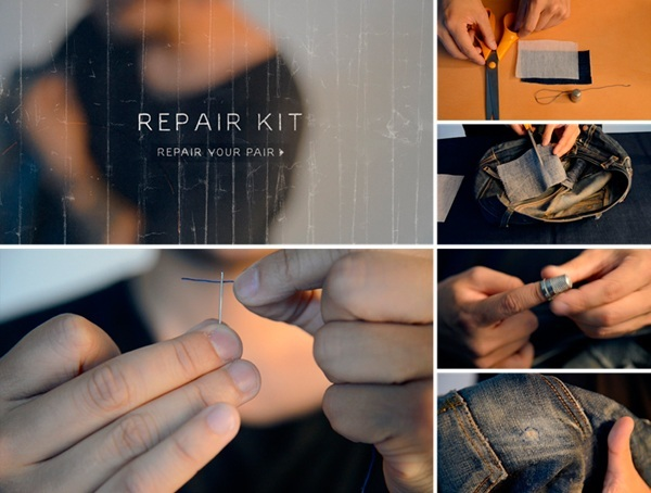 Nudies Repair Kit