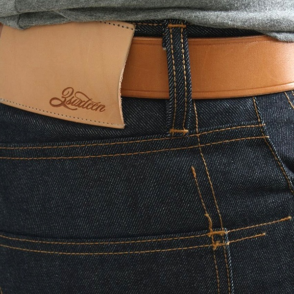 Tanner Goods Leather Patch - 3sixteen CS-100x