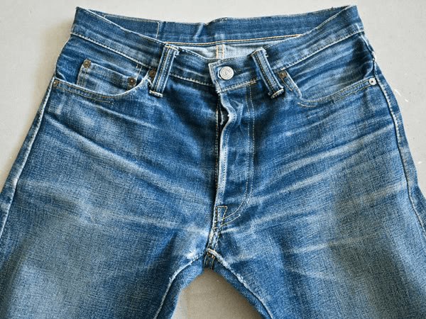 Front Closeup - Skull 5010xx 6x6 (12-14 Months, 2 Soaks, 2 Washes)
