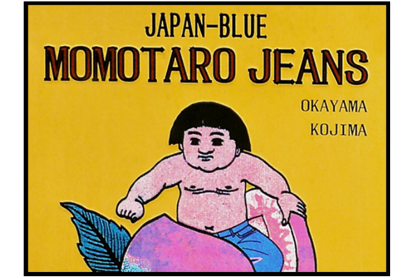 Momotaro Jeans - Rooted In Japanese Folklore