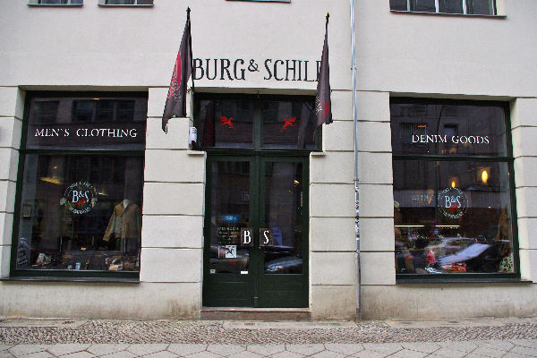 Burg & Schild - Denim, Vintage Wares and Motorcycles