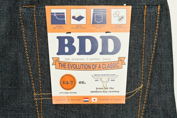 Benzak Denim Developers (BDD) 2013 Collection - Sneak Preview