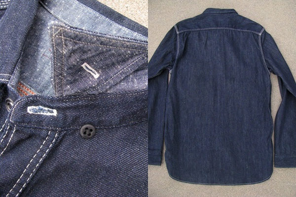 Sunny Sports 1965 8oz Denim Work Shirt - Just Released