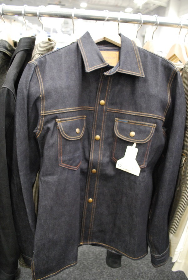 Indigofera Denim Jacket
