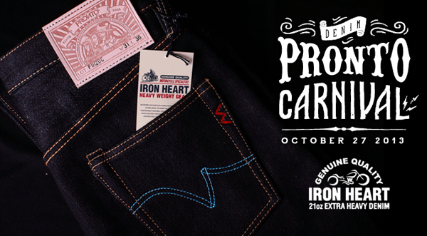Iron Heart x Pronto 25oz Collaboration (PIH2DC) - Just Released