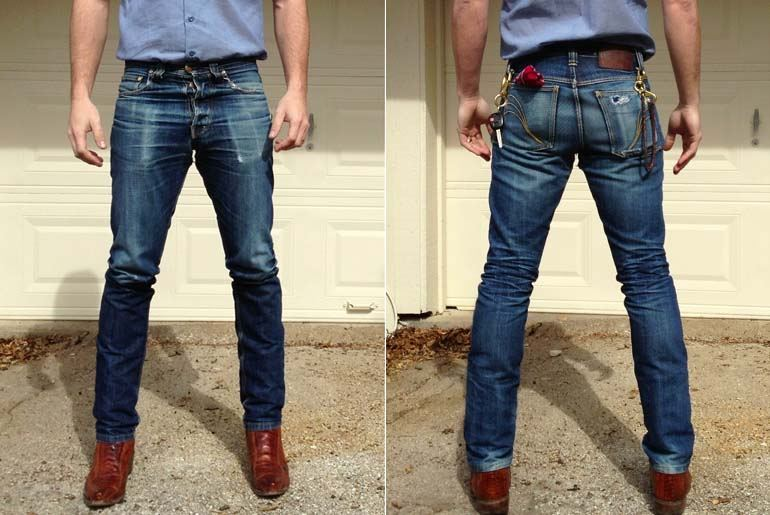 Fade Friday - Imperial Shearer (2.5 Years, 7 Washes)