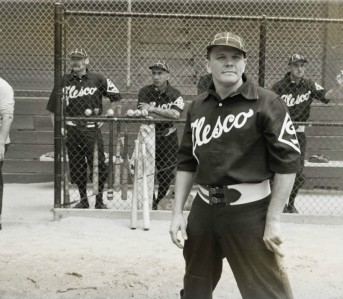 Levi's Vintage Clothing's Baseball Inspired Elesco Collection
