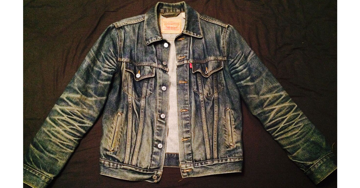 0803adf285 Levi s Type III Trucker Jacket (5 Years) – Fade of the Day