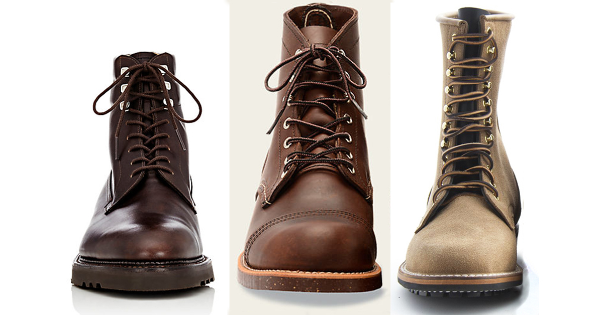02755fa2b4005 The Three Tiers of Welted Boots and Shoes: Entry, Mid, and End Level
