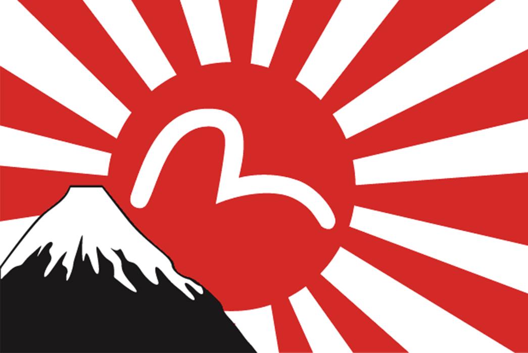 evisu-genes-designer-hidehiko-yamane-20th-anniversary-flag