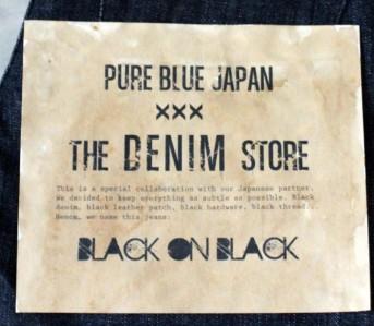 Pure-Blue-Japan-x-The-Denim-Store-Collab-Black-On-Black