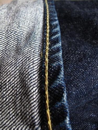 chain stitching heddels