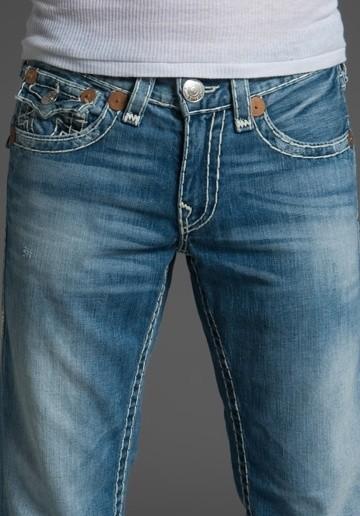 Heddels Definitions - Five Pocket Jeans Front