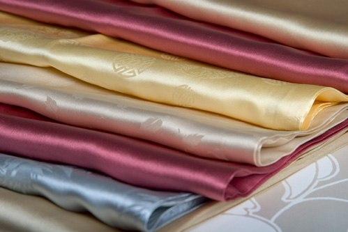 Raw Denim Term - Silk