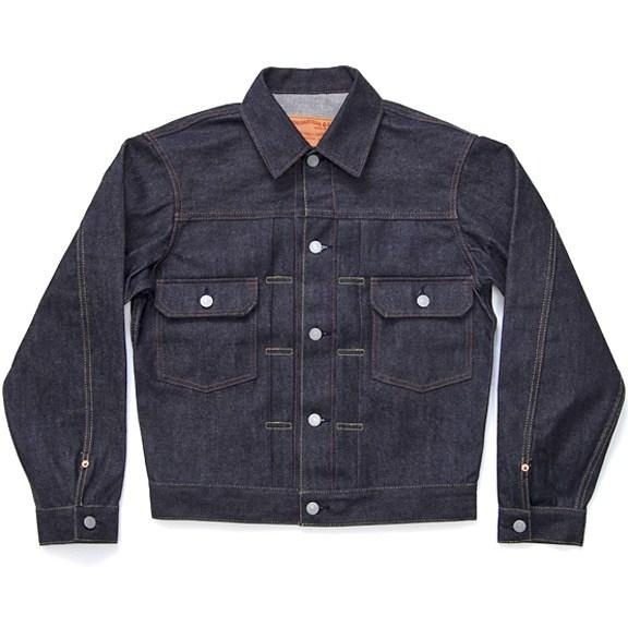 Studio D'Artisan - DB-431 Denim Jacket