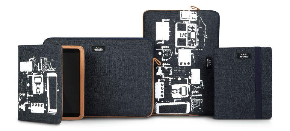 A.P.C. x iPad Protective Sleeve MacBook Pro, iPad 2