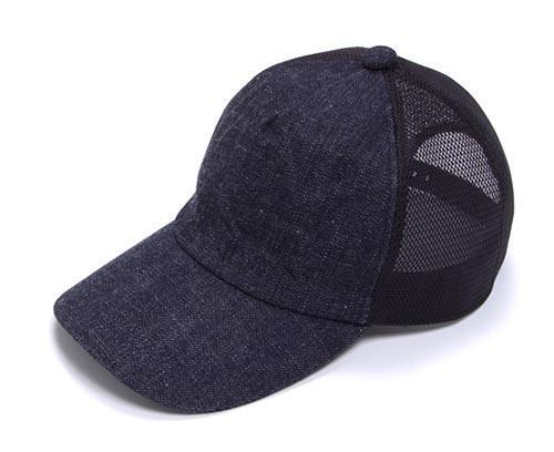 Samurai Hat 15 Oz. Denim Mesh Baseball Cap