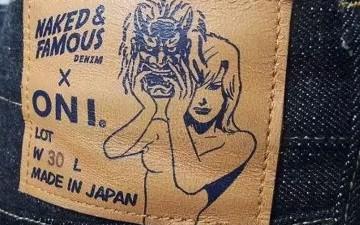 Oni-X-Naked-&-Famous-Denim-Collaboration