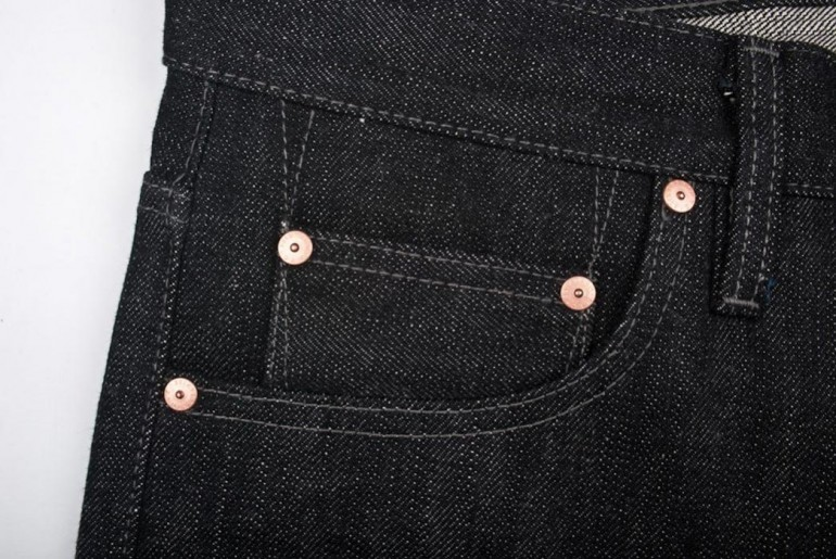 5-Pairs-Of-Black-Raw-Denim