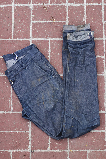 Raw Denim Rogue Territory - 6 Oz. RK