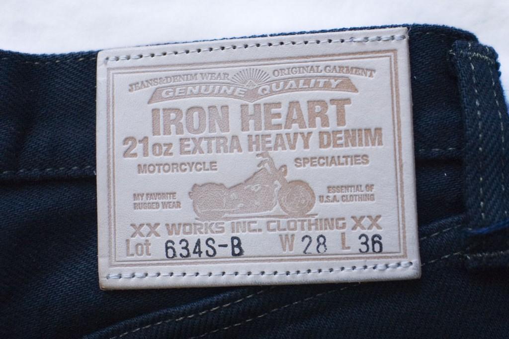 IronHeart's Overdyed 634S-B Model
