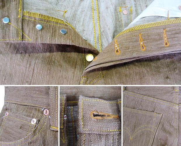 Samurai Jeans - S5000KA