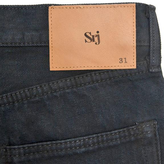 Sunrise Japan - Indigo & Mud Dyed Jeans