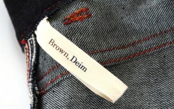 Introducing-Brown-Deim-Artisanal-Raw-Denim