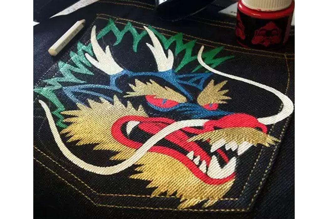 Evisu-Year-Of-The-Dragon-Raw-Denim-Just-Released