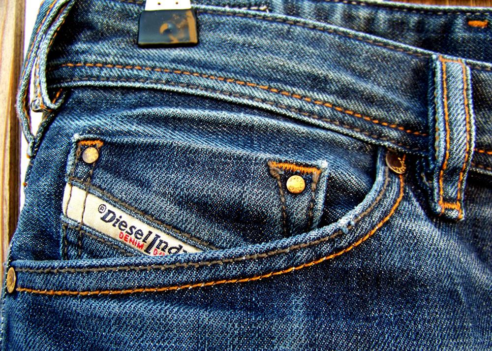 Diesel Jeans Koolter Turbo Denim