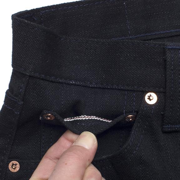 Samurai Jeans S5000BKB Raw Denim