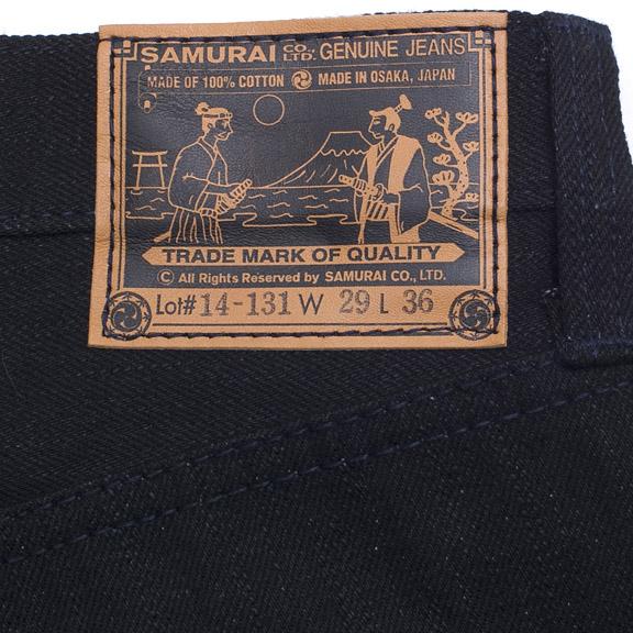 Samurai S5000 BKB Raw Denim