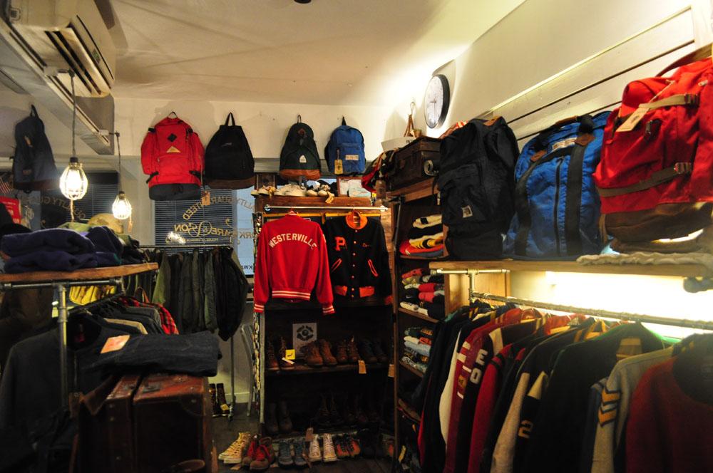 Hong Kong-based Workware Heritage Clothing