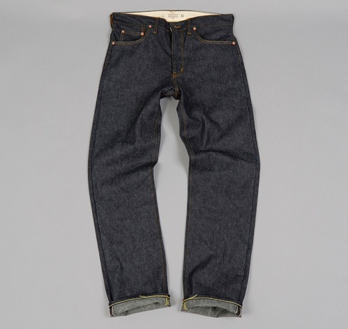 Just Released - The Hill-Side and Co Highrider Denim