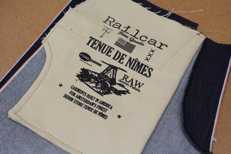 Tenue de Nimes x Railcar Fine Goods Collab - A Teaser