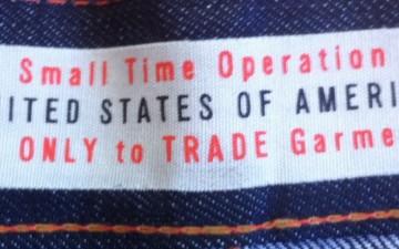 Williamsburg Garment Co. Grand Street - Denim Review