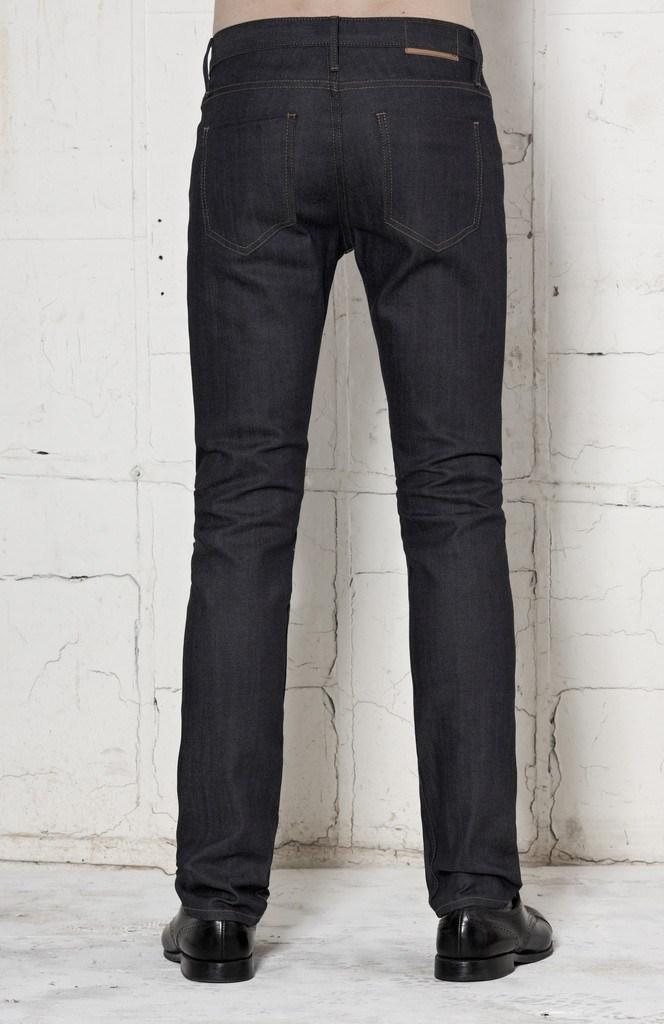 Raw Denim Refined - THVM Jeans