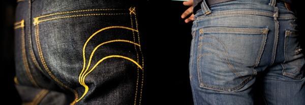 Imperial Denim - Back Pocket Arcs