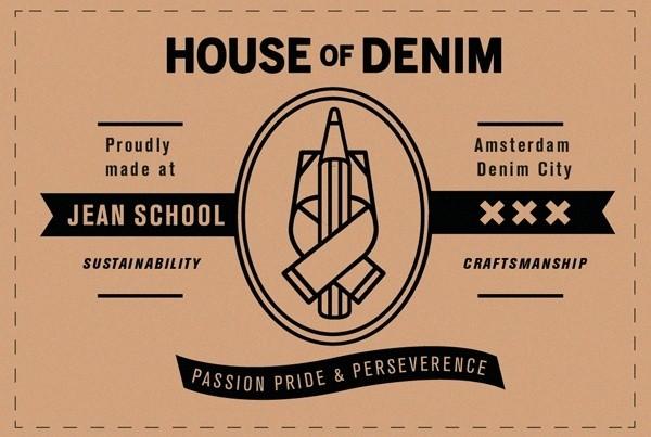 The House of Denim - Jean School in Amsterdam