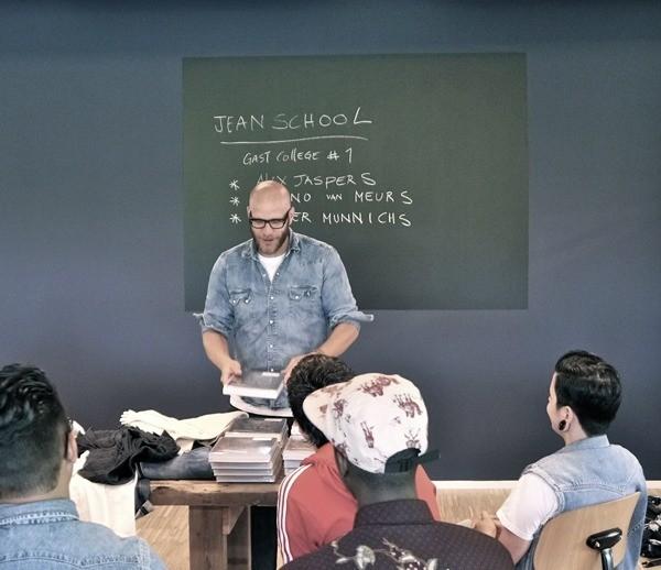 House of Denim - Jean School