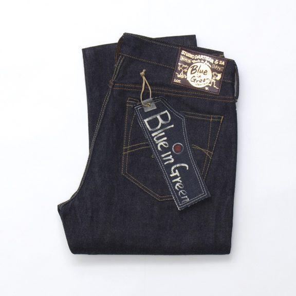 Studio D'Artisan x BlueInGreen NY-001 Jeans