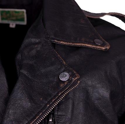 Biker Jacket Details