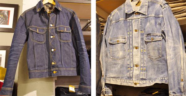 Jackets at Baretta Jeans